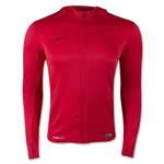Nike GPX Knit Full-Zip Hoody (Red)