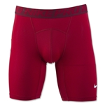 Nike Hypercool Compression 6 Short (Red)