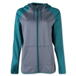 Nike Women's All Time FZ Hoody (Teal)