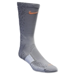 Nike Match Fit Elite Hypervenom Sock (Sv/Bk)
