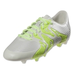 adidas X 15.3 Women's FG/AG (White/Night Metallic)