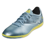 adidas Messi 15.3 IN (Matte Ice/Bright Yellow)