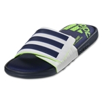 adidas adissage Comfort FF Men's Sandal (Collegiate Navy/Midnight Indigo/Black)