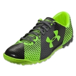 Under Armour ClutchFit Force Turf (Black/Graphite/Hyper Green)