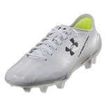 Under Armour Speedform CBN LTH FG (White/Black)