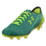 Under Armour Speedform CBN FG (Emerald lake/Black)