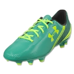 Under Armour Speedform Flash FG (Emerald Lake/Black)
