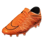 Nike Hypervenom Phinish II FG (Total Orange)