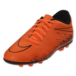 Nike Junior Hypervenom Phade II FG-R (Total Orange)