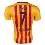 Barcelona 15/16 ARDA Authentic Away Soccer Jersey