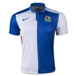 Blackburn 15/16 Home Soccer Jersey