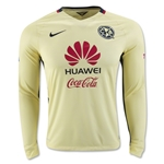 Club America 15/16 LS Home Soccer Jersey