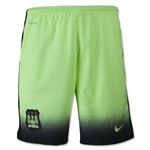 Manchester City 15/16 Third Soccer Short