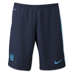 Manchester City 15/16 Away Soccer Short