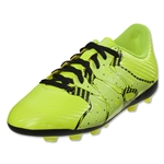 adidas X 15.4 FXG Junior (Solar Yellow/Black)