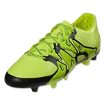 adidas X 15.3 FG/AG (Solar Yellow/Frozen Yellow)