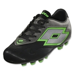 Lotto Zhero Gravity V 700 TX Junior (Black/G Titan)