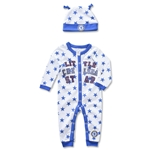 Chelsea Baby Romper and Hat Set