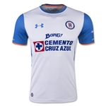 Cruz Azul 15/16 Away Soccer Jersey