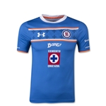 Cruz Azul 15/16 Youth Home Soccer Jersey