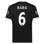Chelsea 15/16  6 BABA Third Soccer Jersey