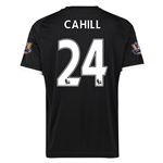 Chelsea 15/16 24 CAHILL Third Soccer Jersey