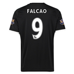 Chelsea 15/16  9 FALCAO Third Soccer Jersey