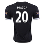 Chelsea 15/16 20 MIAZGA Third Soccer Jersey