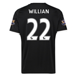Chelsea 15/16 22 WILLIAN Third Soccer Jersey