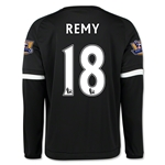 Chelsea 15/16 18 REMY LS Third Soccer Jersey