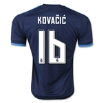 Real Madrid 15/16 KOVACIC Third Soccer Jersey