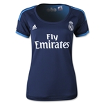Real Madrid 15/16 Women's Third Soccer Jersey