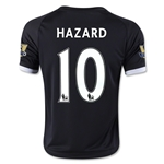 Chelsea 15/16 HAZARD Youth Third Soccer Jersey