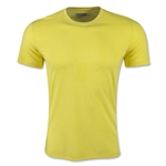 adidas Messi ClimaCool Aeroknit T-Shirt (Yellow)