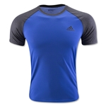 adidas Ultimate Two Tone T-Shirt (Blue)