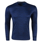 adidas Team Issue Fitted Base LS Top (Royal)