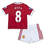 Manchester United 15/16 MATA Home Mini Kit