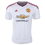 Manchester United 15/16 Away Soccer Jersey