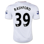 Manchester United 15/16 RASHFORD Away Soccer Jersey