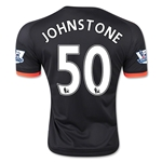 Manchester United 15/16 JOHNSTONE Third Soccer Jersey