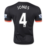 Manchester United 15/16 JONES Third Soccer Jersey