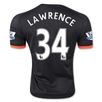 Manchester United 15/16 LAWRENCE Third Soccer Jersey