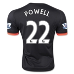 Manchester United 15/16 POWELL Third Soccer Jersey