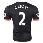 Manchester United 15/16 RAFAEL Third Soccer Jersey