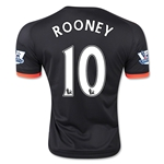 Manchester United 15/16 ROONEY Third Soccer Jersey