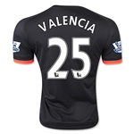 Manchester United 15/16 VALENCIA Third Soccer Jersey