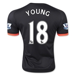 Manchester United 15/16 YOUNG Third Soccer Jersey