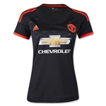 Manchester United 15/16 Women's Third Jersey