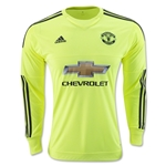 Manchester United LS Away Goalkeeper Jersey