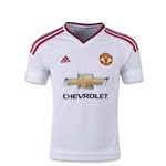 Manchester United 15/16 Youth Away Soccer Jersey